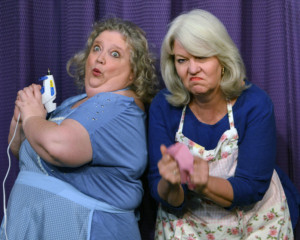 Hill Country Community Theatre Presents THE RED VELVET CAKE WAR