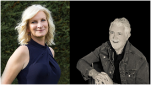 Eleanor Shanley And Charlie McGettigan Come to The Everyman