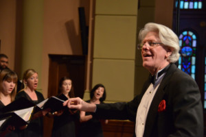 Houston Chamber Choir Receives Prestigious Margaret Hillis Award For Choral Excellence From Chorus America