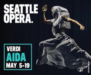 Graffiti Art By RETNA Pops In Seattle Opera's AIDA