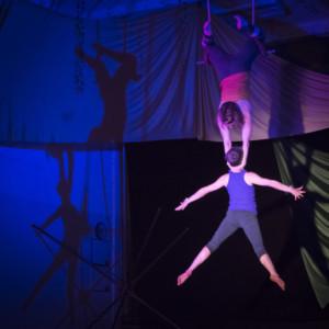 Circadium School Of Contemporary Circus Hosts Test Flights Work-in-Progress Show 4/12