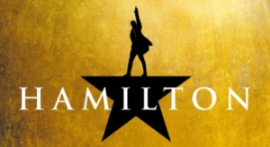 Lottery Announced for HAMILTON Houston Stop!