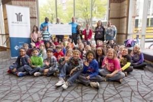 Duke Energy Awards $30,000 To Peace Center's Field Trip Performance Series