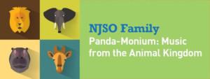NJSO Presents PANDA-MONIUM: Music From The Animal Kingdom