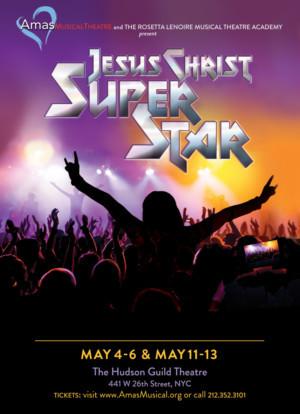 Amas Musical Theatre's Rosetta LeNoire Teen Academy to Present JESUS CHRIST SUPERSTAR