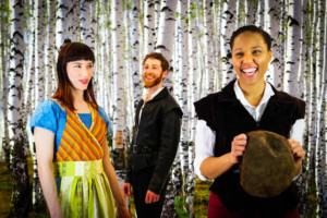 CT Repertory Theatre Ends 2017-18 Season With AS YOU LIKE IT
