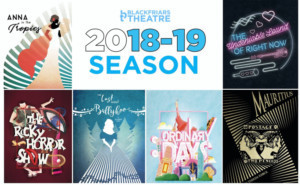 Blackfriars Theatre Announces 2018-2019 Season