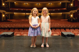Peace Center Announces Two Local Girls Cast As Lulu In WAITRESS