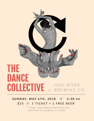 The Dance Collective Comes to Hog River Brewing