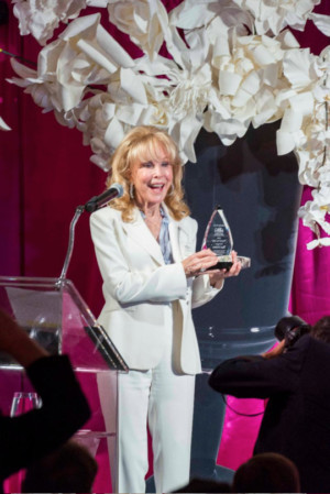 Palm Springs Animal Shelter Honors Tippi Hedren with