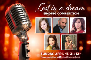LOST IN A DREAM Singing Competition Winner To Be Chosen On For $20,000 Prize, 4/15