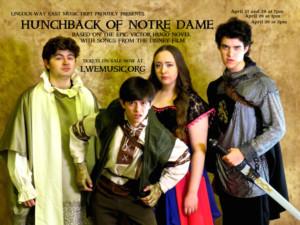 LWE Presents Of Disney's HUNCHBACK OF NOTRE DAME