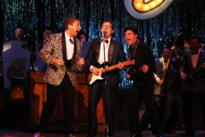 GET's BUDDY - THE BUDDY HOLLY STORY Opens April 12