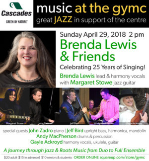 The Music at the Guelph Youth Music Centre (GYMC) Series 