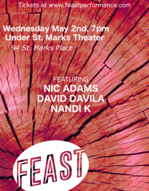 FEAST: A Performance Series Presents Their Latest Installment