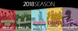The Gateway Announces 2018 Season