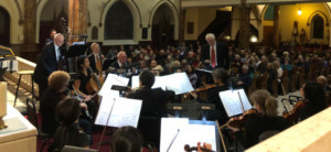 Greenwich Village Church Converted For Classical Music Concert Series