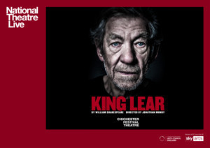 Full Cast And NT Live Screening Announced For KING LEAR With Ian McKellen In The Title Role