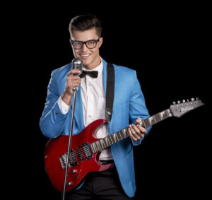 Brendan Peyper Is The New Buddy Holly In BUDDY - THE MUSICAL