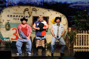 The 3 Redneck Tenors Come To Flat Rock Playhouse