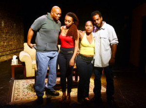 Negro Ensemble Company Presents HERCULES DIDN'T WADE IN THE WATER