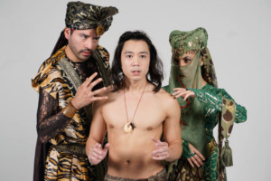 Mowgli, Baloo And Sherakhan Come To DCT's Great Jungle In JUNGALBOOK