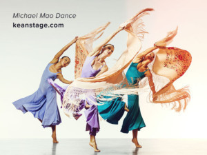 Michael Mao Dance Returns with Special Guests Mecene, Predmore, 4/26