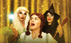Break A Leg Productions Presents Royal Court Date For The Riotous Comedy THE RUBY SLIPPERS