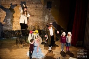 ALICE! Wonderland Family Playhouse Extended To 6/30