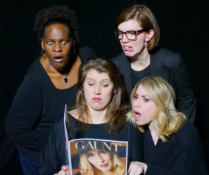 Theater For The New City Presents FAT ASSES: THE MUSICAL