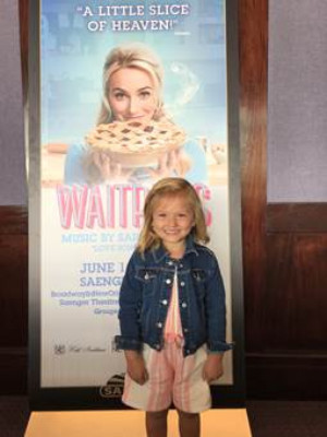 Two Local Young Actresses Cast As Lulu For The New Orleans Engagement Of WAITRESS