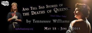 Ophelia's Jump Celebrates Tennessee Williams