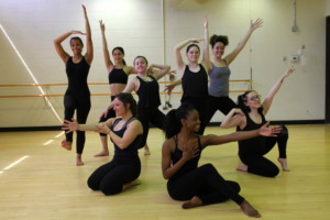 Mercer Dance Ensemble To Perform ESCAPADES This May