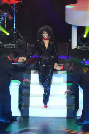 THE WHITNEY HOUSTON SHOW Comes To King Center