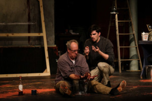 Oceanside Arts Organizations Collaborate During The Run Of RED At OTC
