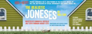 STL to Premiere Of Drama Desk Winner THE REALISTIC JONESES