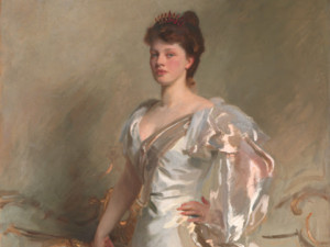 Art Institute Of Chicago Presents John Singer Sargent And Chicago's Gilded Age