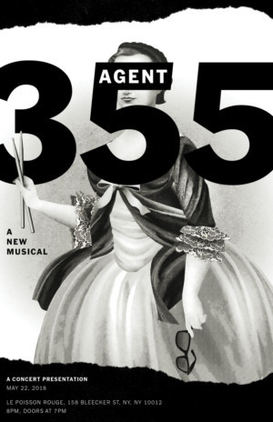 All-Female Actor-Musician Musical AGENT 355 Comes to (le) Poisson Rouge