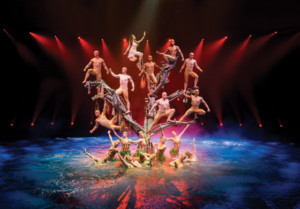 The Dream Celebrates 6,000th Performance At Wynn Las Vegas