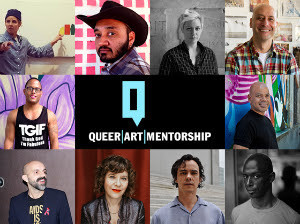 Queer Art Mentorship Announces 2018-2019 Mentors