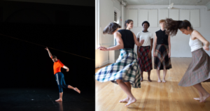 Green Space Presents TAKE ROOTwith Grant Jacoby & Dancers and Liz Charky
