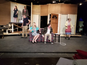 Newnan Theatre Company Presents NOISES OFF!