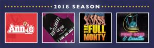 Company Announced For Rocky Mountain Rep's 2018 Season