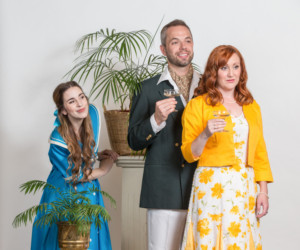 The Met Musical Theatre Co. to Present HIGH SOCIETY