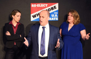 Gun Violence Prevention At Center Of Politically Charged Drama