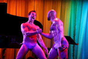 Mark Fisher Fitness Announces Fundraising Initiatives For Broadway Bares: Game Night