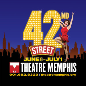 Theatre Memphis Taps Broadway Classic with Opening Night Fundraiser