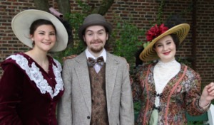 Young People's Theatre Workshop Presents HELLO, DOLLY!