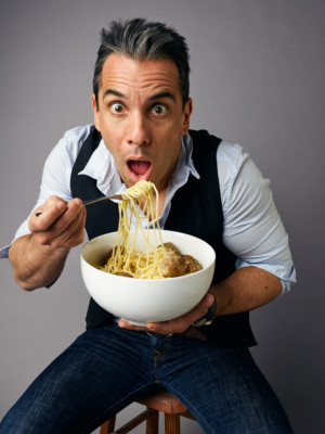 Comedy Superstar Sebastian Maniscalco Launches The Second Leg Of His Record Breaking 'Stay Hungry' International Tour