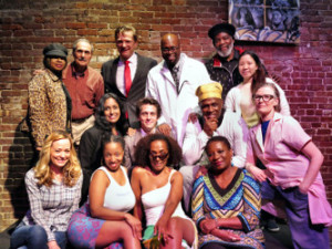 Nuyorican Poets Cafe to Present The World Premiere of LIFE AMONG THE ARYANS By Ishmael Reed